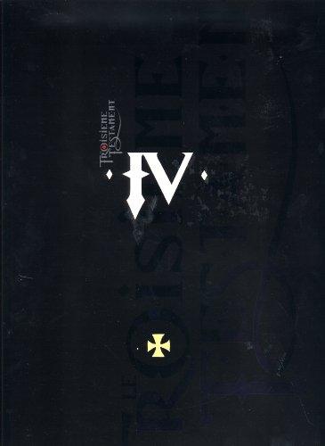 Le Troisième Testament, tome 4 : Jean ou Le Jour du Corbeau (édition de luxe)