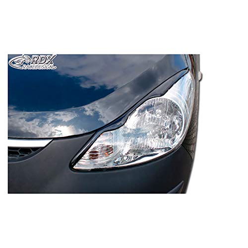 Koplampscherm Hyundai i10 2008- (ABS)