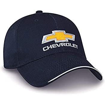 Bundle with Driving Style Decal Greg/'s Automotive CH-2204 Gregs Automotive Chevrolet Trucks Bowtie Hat Cap Black