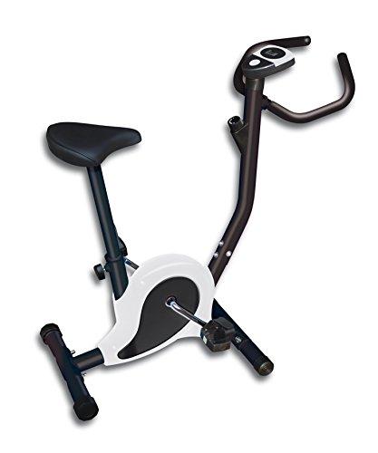 Rovera Virgola - Bicicletas estáticas, Color Negro/Naranja