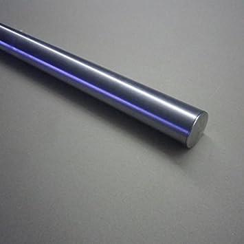 aus einem St/ück//ungeteilt 030cm Edelstahl Handlauf /Ø42,4mm ohne Handlaufhalter