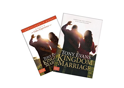 Compare Textbook Prices for Kingdom Marriage- Connecting God's Purpose with Your Pleasure Book, Study Guide and DVD  ISBN 0742574173970 by Tony Evans