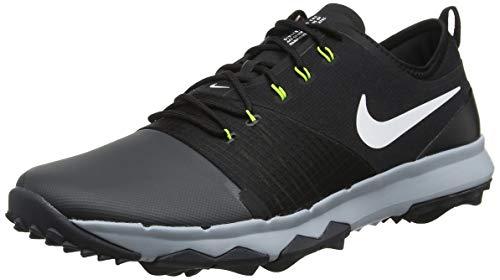 Nike Herren FI Impact 3 Golfschuhe, Schwarz (Negro 003), 41 EU