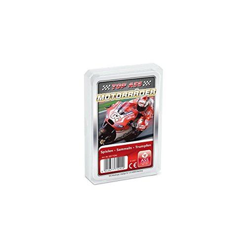 ASS Altenburger Spielkarten 22571292 - 'Top Ass, categoria motociclette