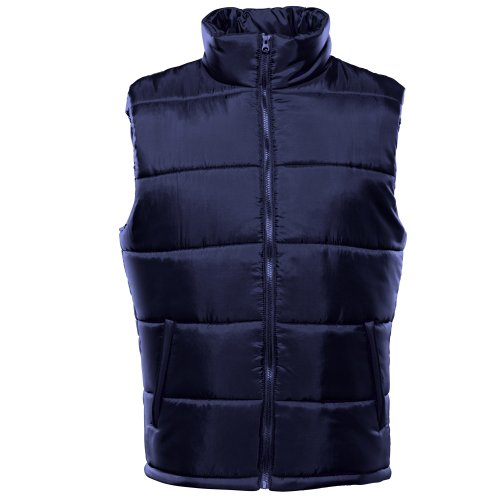 2786 Bodywarmer Blouson, Bleu Marine (000), XL Homme