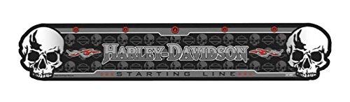 Harley-Davidson Darts Throwing Line, Skull H-D Script Durable Line, Black 61953