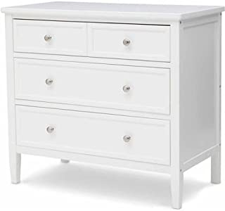 Delta Children's Epic 3-Drawer Dresser White (White)