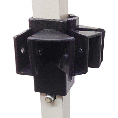 KSM Brand Pop-up Gazebo Replacement/Spare Parts Leg Sliding Bracket 30mm (Qty.1)