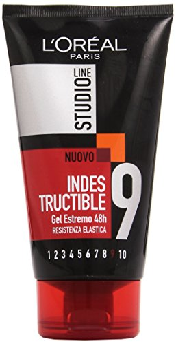 L'Oréal Paris Studio Line indestructible Gel Fissaggio Estremo, 150ml