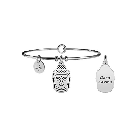 Buddha Saggezza, Unica, Argento