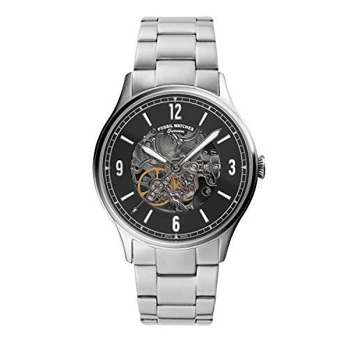 Fossil Analog Black Dial Men's Watch-ME3180