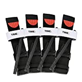 Tourniquets, 4 Pack Emergency Outdoor Tourniquet First Aid Tactical Life Saving Hemorrhage Control Military Tactical Emergency, Single-Handed Operation of Hemostatic Bandage