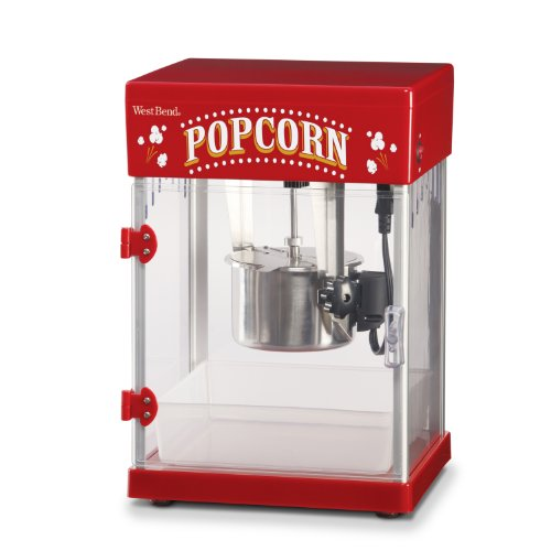 Best Prices! West Bend 2.5 Ounce Theater Popcorn Popper (Discontinued by Manufacturer)