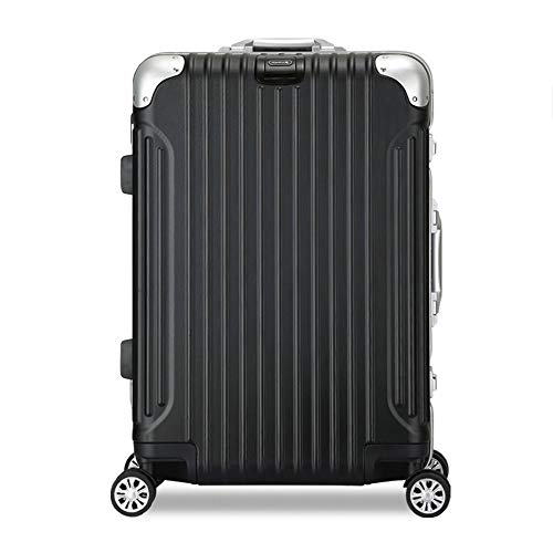 Buy Bargain Mei Xu Luggage Sets Pull Rod Box - Scraping Aluminum Alloy Frame, Metal Wrap Angle, Embe...