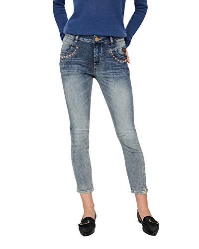 Mos Mosh Damen Jeans Naomi Ida Trok blau - 31