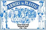 Seven Years War 1756-1763 Prussian Army (16) 1/32 Armies in Plastic by Armies in Plastic