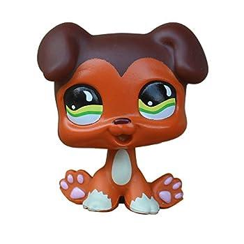 LPSCB Custom-Made Baby for Dachshund #675 Dog Savvy Savannah Teardrop Eyes 1 Inch Puppy Bobble Head Mini Pet Shop Toys