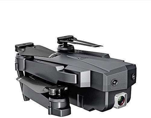 Kamera-Drohne, WIFI Mini-Drohne 2,4GHz 4K HD Einstellbare Kamera Follow Aufnahmemodus Faltflügel Quadcopter im Freien Kinderspielzeug, kann als Geschenk sein, um Ihr Kind, 3battery Gegeben mini drohne