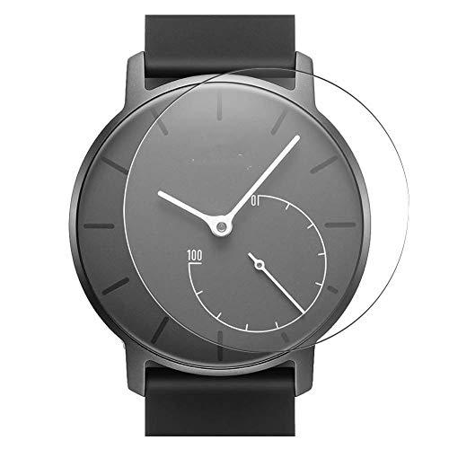 Vaxson 3 Stück Schutzfolie, kompatibel mit Withings Activite Pop Smartwatch Hybrid Watch, Bildschirmschutzfolie TPU Folie Displayschutz [nicht Panzerglas Hülle Hülle ]
