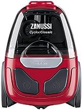 Zanussi ZAN1900EL Drum vacuum cleaner 800W B Negro, Gris,