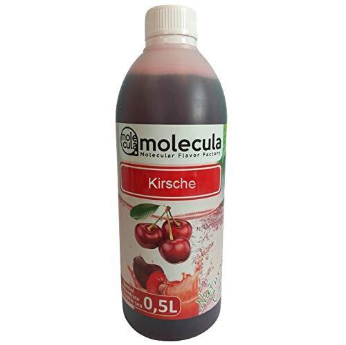 Fruchtsirup Früchte Obst Für Bubble Tea Kirsche Boba Bobas 0.5L 500ml 100% Vegan