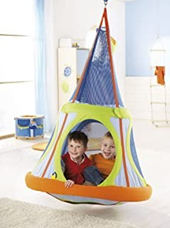 SWINGING SENSORY TENT FREE CHEWY TUBES WITH PURCHASE