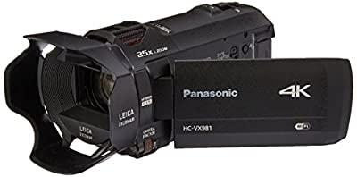 Panasonic Full HD Video Camera Camcorder HC from Panasonic