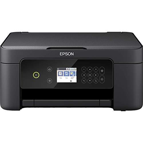 Epson Expression Home XP-4100 Print/Scan/Copy Wi-Fi Printer, Bl
