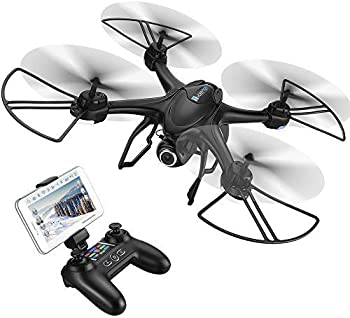 HOBBYTIGER H301S Ranger Drone with Camera Live Video and GPS