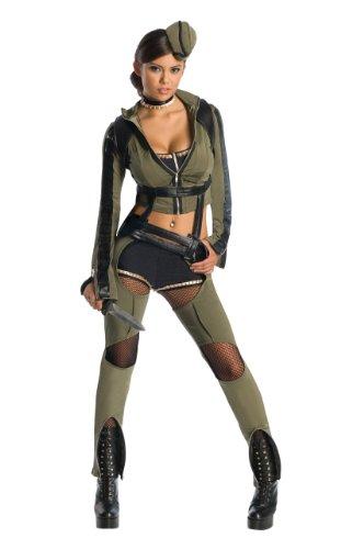 Amber Sucker Punch™ Kostüm für Damen - L