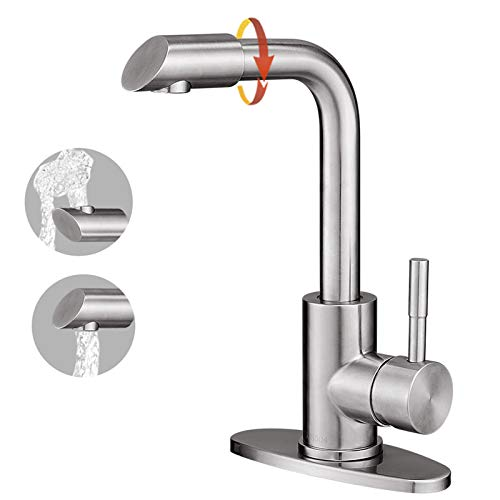 bar sink with faucet - 5