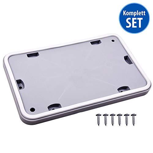 Bosch 00646776 Wartungsklappe Reparatursatz mit 6 Schrauben und Silikondichtung