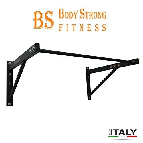 Barra Sbarra per Trazioni Pullup & Muscleup-Bicipiti-120X90 cm-Made in Italy