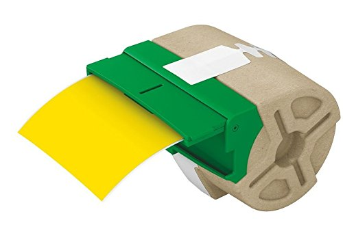 Leitz Kassette Icon Plastik - selbstklebend, 88mmx10m, gelb