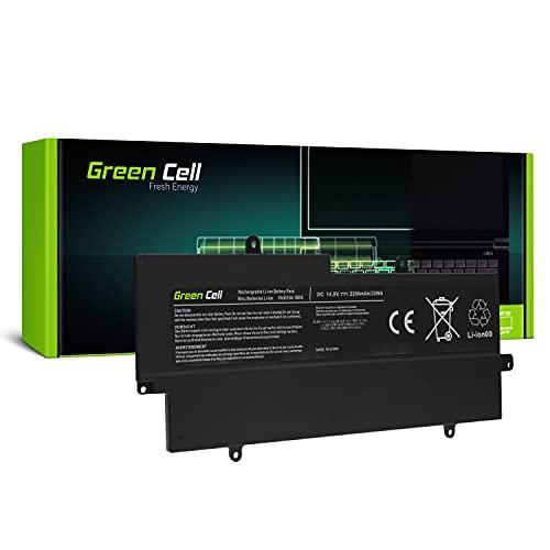 Green Cell Laptop Akku Toshiba PA5013U-1BRS für Toshiba Portege Z830 Z835 Z930 Z935 Z830-10F Z830-10H Z830-10Q Z830-10R Z830-10U Z830-11G Z830-11M Z830-120 Z930-10Q Z930-11Z Z930-12G Z930-131