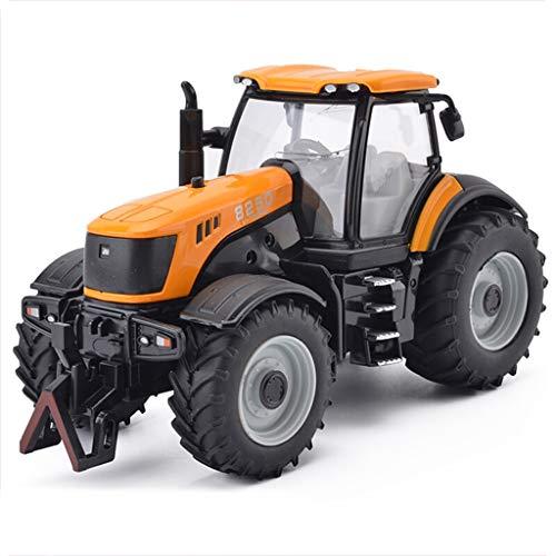 Hyzb Cabeza de Tractor de Juguete de Metal Fundido a Troquel Modelo de