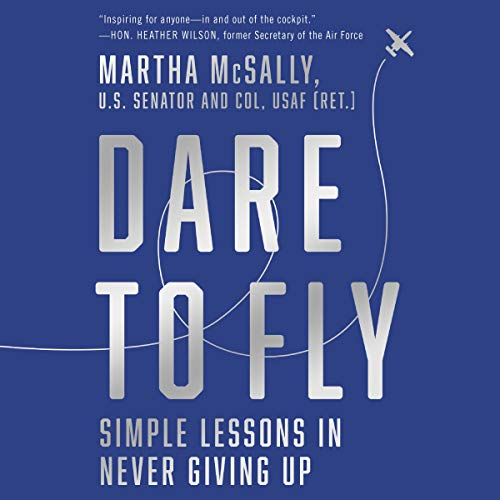Page de couverture de Dare to Fly