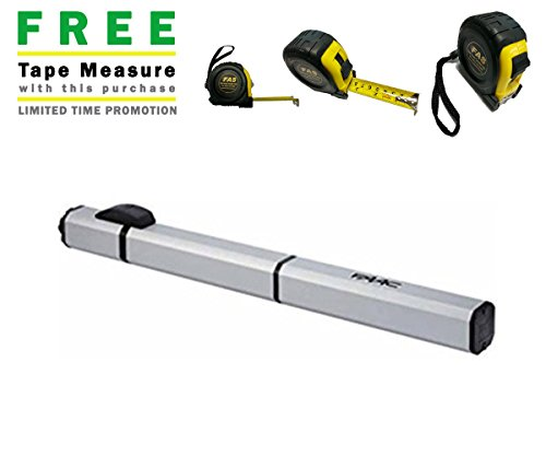 Best Bargain FAAC S450 H Swing Gate Operator & Includes A Free Heavy Duty FAS Tape Measure (Part# FA...