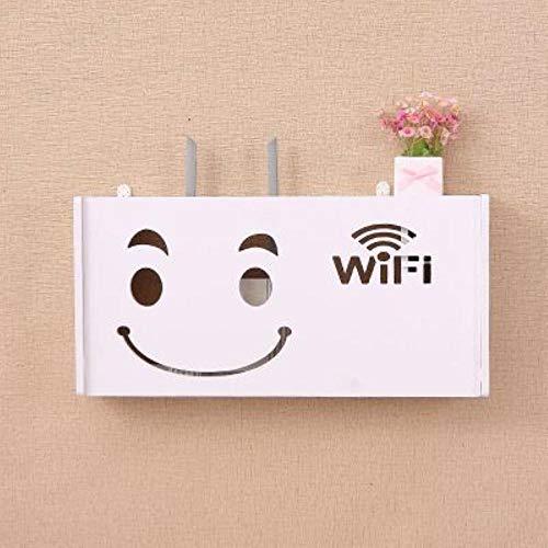 DSJ Wireless Wifi router opbergdoos home decoration,L