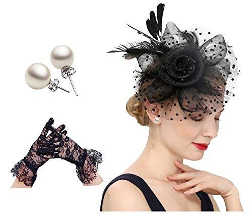 Tea Party Fascinators Hat