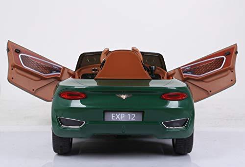 RC Auto kaufen Kinderauto Bild 5: Bentley Elektro Kinderauto / Ledersitz / 2 x 390 Motor / 2 x 6V4AH Batterie / Modell 2018*
