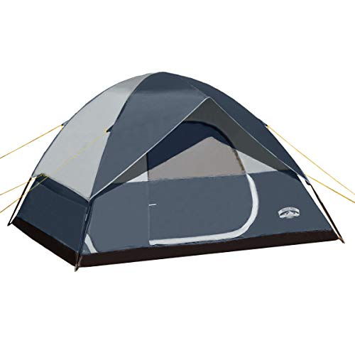 Pacific Pass 6 Person Family Dome Tent