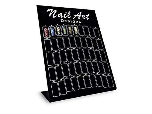 Nail art Designer Display - Support de Présentation noir