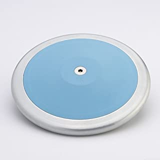 Emporium College & Adult Men High Spin 83% Steel Rim Weight 2 Kilo Track & Field Discus. Match Your Skill Set to Future Potential Throwing Our 2 k Track Discus