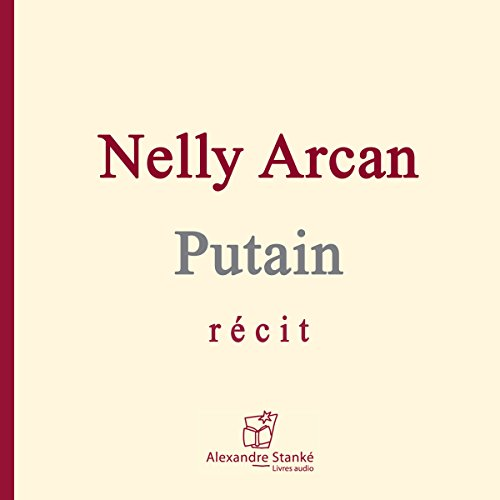 Putain audiobook cover art