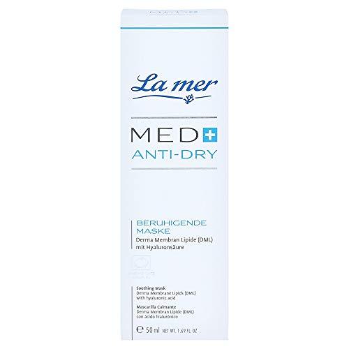 La mer Med+ Anti-Dry Beruhigende Maske 50 ml ohne Parfum
