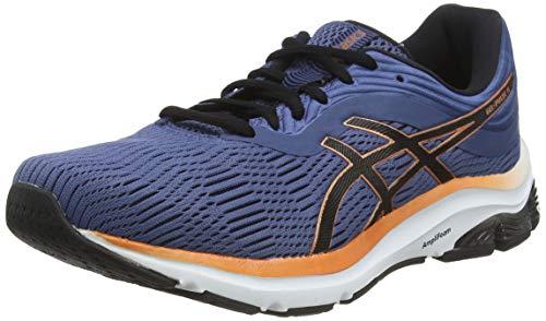 ASICS Herren Gel-Pulse 11 Running Shoes, Blue, 45 EU