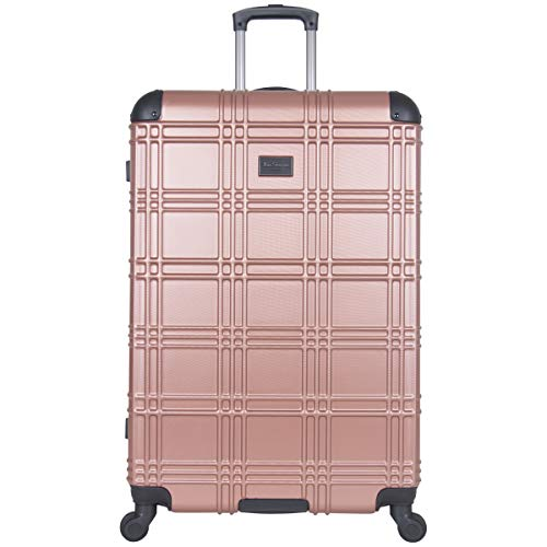 "Ben Sherman Luggage Nottingham 28"" Embossed PAP 4-Wheel Luggage"