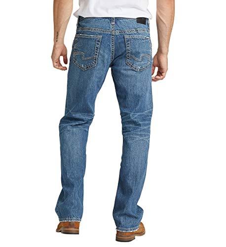 Men's Gordie Loose Fit Straight Leg Jeans 5