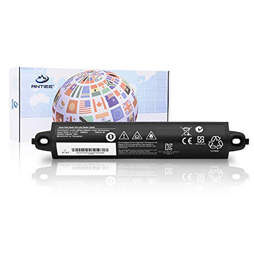 ANTIEE 2330mAh 359498 Bluetooth Speaker Batteria per Bose SoundLink III 330107 330107A 359495 359498 330105 330105A Bose Soundlink Bluetooth Mobile Wireless Speaker II 2 404600